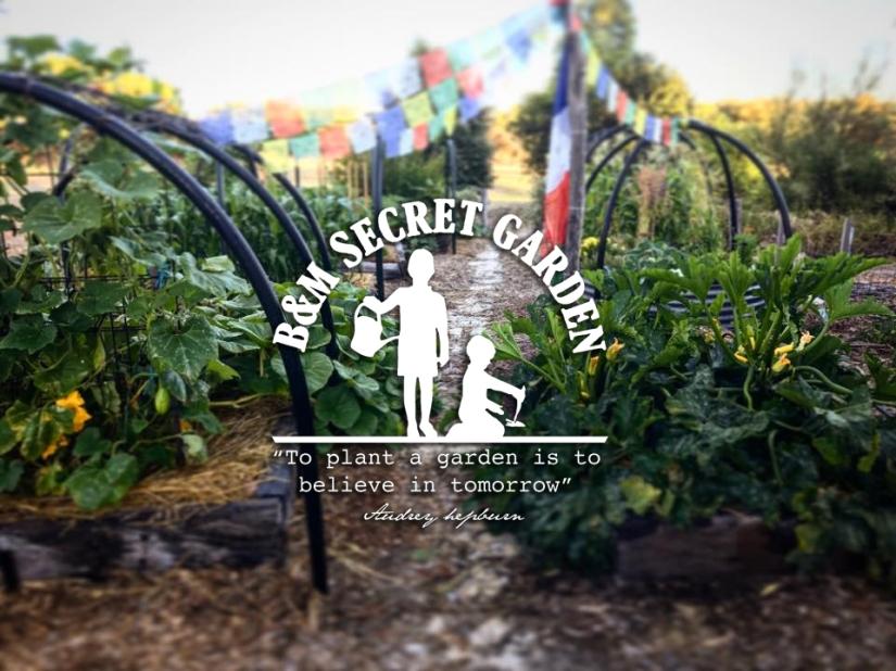 B&M Secret Garden